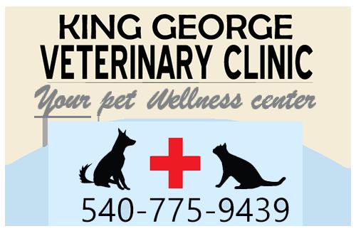 King George Veterinary Clinic   King George, VA 22485